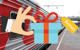 Инструкция по оплате билета на поезд РЖД бонусами