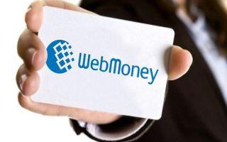 Способы перевода денег с карты Сбербанка на Вебмани кошелек