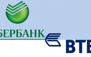 Удобные способы перевода средств с карты Сбербанка на пластик ВТБ
