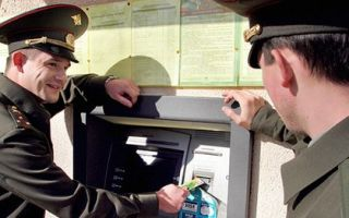 Перевод денег солдату на карту Мир, оформленной в банке ВТБ 24: пошаговая инструкция