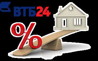 Документы, необходимые для рефинансирования кредита в ВТБ 24