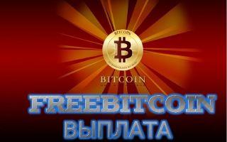 Вывод денег с Фрибиткоин: доступные способы