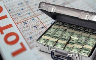 Порядок оплаты налога с выигрыша в лотерею
