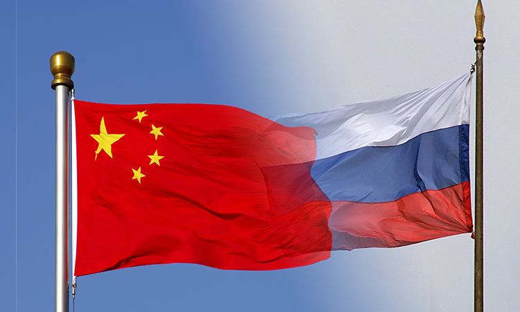 Россия-и-Китай