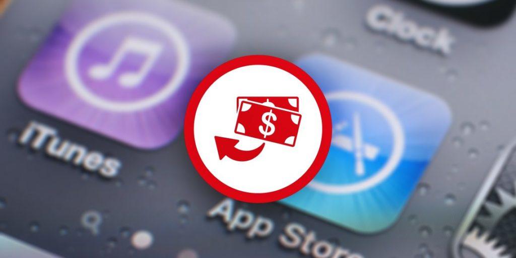 Возврат денег за подписку App Store