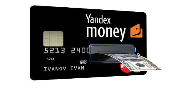 Обналичить Яндекс.Деньги