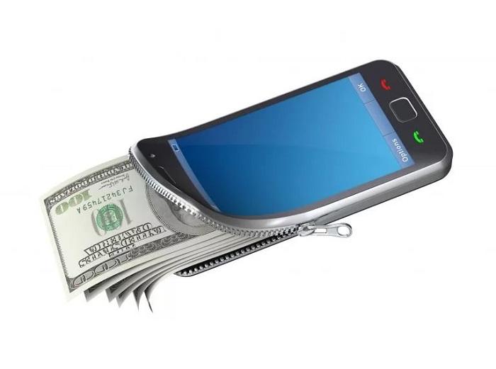 Деньги с телефона