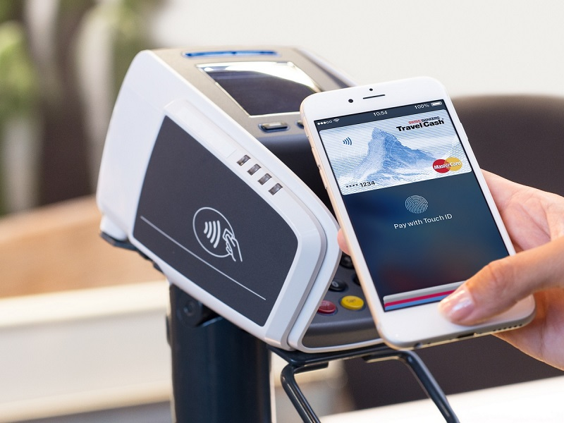 Как оплачивать телефоном вместо карты