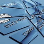 Разбитая кредитная карта