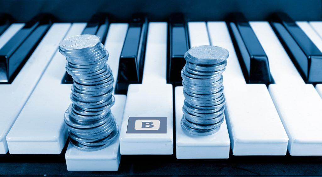 Оплатить музыку ВК