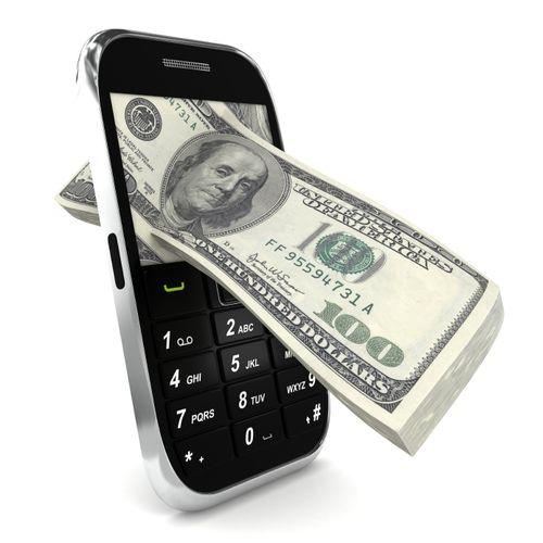 Пополнение мобильного